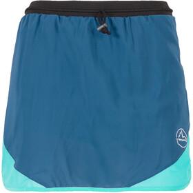 La Sportiva Comet - Short running Femme - bleu/turquoise